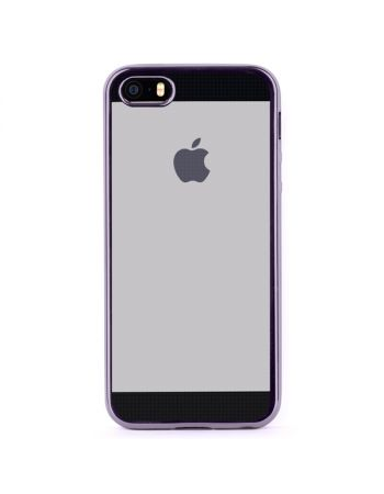 Чехол для iPhone InterStep для iPhone 5/5s титан